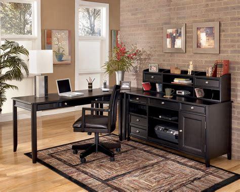 ashley carlyle leg desk h371 home office desks