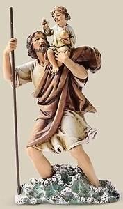 Saint Christophe Patron : 45 best saint christopher images on pinterest saint christopher patron saints and santos ~ Medecine-chirurgie-esthetiques.com Avis de Voitures