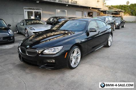 2014 Bmw 6-series 640i Gran Coupe For Sale In United States