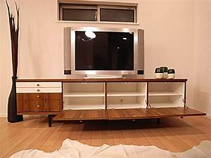 Tv Board Vintage : modern vintage tv board ~ Markanthonyermac.com Haus und Dekorationen
