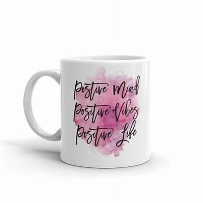 Positive Mugs Mind Vibes