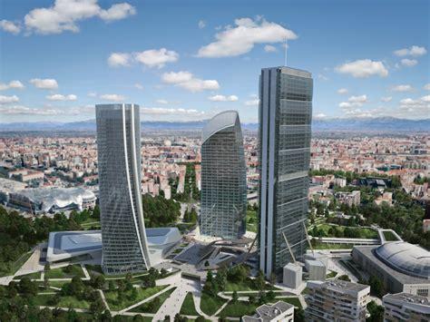 si鑒e allianz a citylife al via il getto di fondazione della torre progettata da daniel libeskind costruzioni