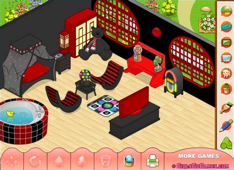 Decorate My New House Games Decorate Bedroom Games Luxury