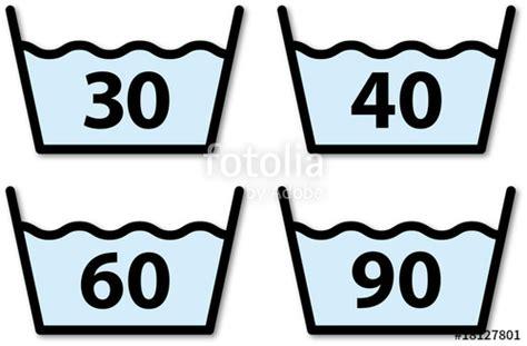 schlafanzug 60 grad waschen quot w 228 schezeichen quot stockfotos und lizenzfreie vektoren auf fotolia bild 18127801