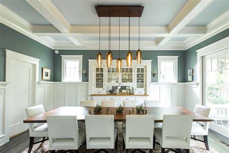 Modern Dining Table Lighting  Lighting Ideas