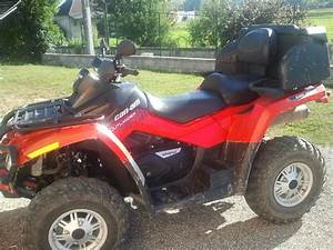 2011 Can Am Outlander 650 Service Manual