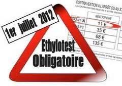 Ethylotest Obligatoire En Voiture : un thylotest obligatoire dans chaque voiture au 1er juillet 2012 ~ Medecine-chirurgie-esthetiques.com Avis de Voitures