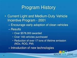 SJVAPCD Drive Clean Rebate