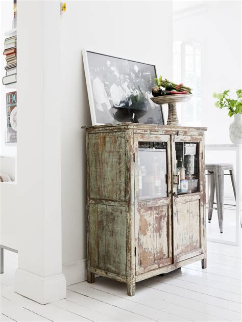 Vintage Kitchen Furniture by Rustic And Vintage Kitchen Design With Modern And Shabby