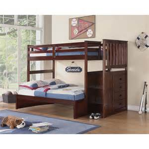 boraam twin over full bunk bed reviews wayfair