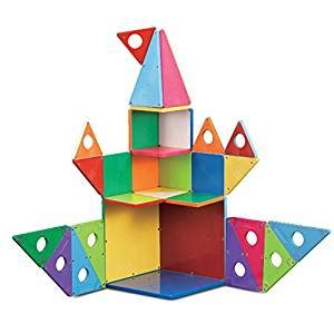 magna tiles india buy magna tiles magnetic building toys gs set with