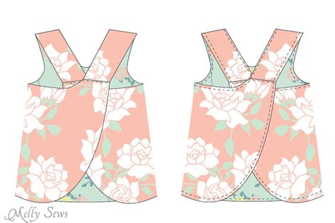 a line pinafore dress free baby pinafore and bloomers pattern melly sews