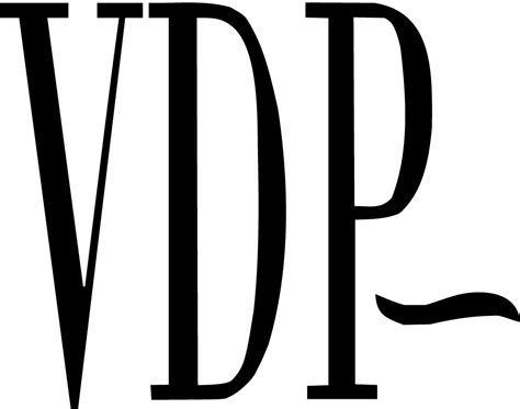 vdp logo fashion  clothing logonoidcom