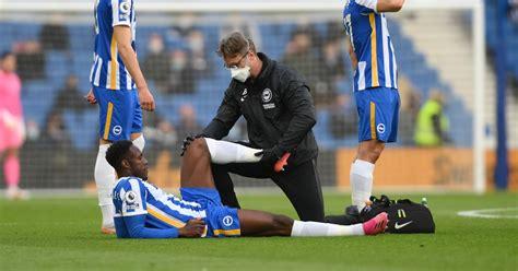 Graham Potter confirms huge injury blow ahead of Brighton ...