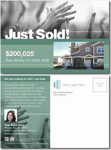 17 best images about real estate marketing on pinterest for Real estate just sold flyer templates