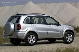 Toyota Rav4 5 Doors Specs - 2003  2004  2005  2006