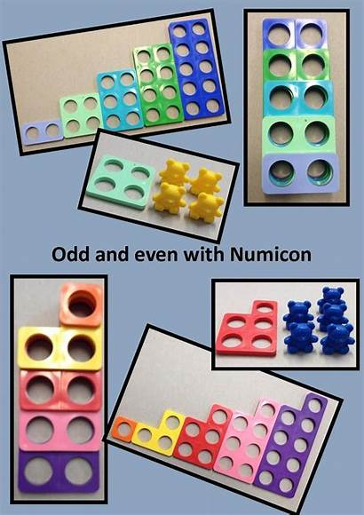 Numicon Odd Even Numbers Maths Early Number