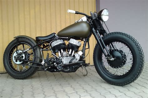 Love This Harley Bobber!