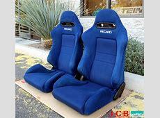 Used JDM Integra DC5 Type R Blue Recaro Seats Conditon 810