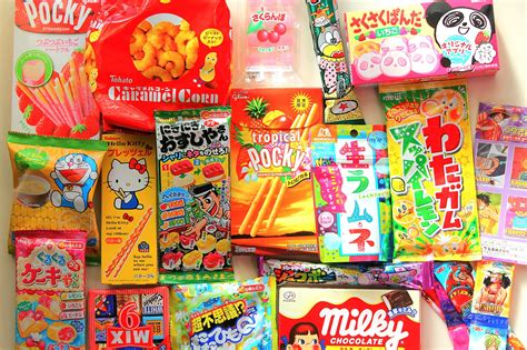 anime japanese online store surprise japan candy or snack 183 kawaii surprises japan
