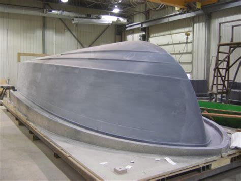 How To Build A Boat Plug by Back Cove 30 Hull Plug Nears Completion Back Cove Yachts