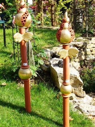 stehle aus treibholz keramiken schafhof keramik boetseren keramik