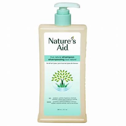 Shampoo Natural True Nature Hair Natures Types