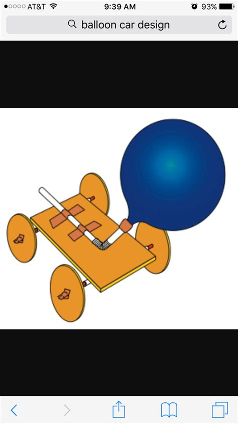 how to make a l 3 ways to make a balloon car wikihow