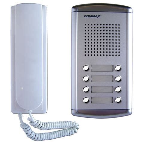best wireless intercom systems for home intaptakita apartment audio intercom kit for 8 units