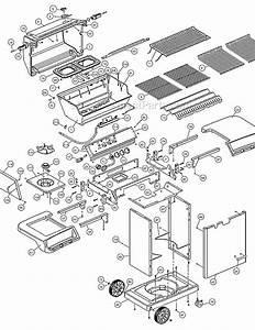 Broil King 9346-54 Parts List And Diagram