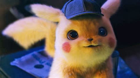 Detective Pikachu Is Getting A Special Mini Collection Of