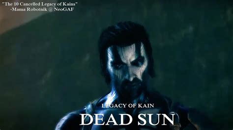 Square Enix Admits To Cancelled Legacy Of Kain Game Dead