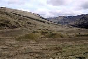 Drumlins At Dunan  U00a9 Gordon Brown    Geograph Britain And