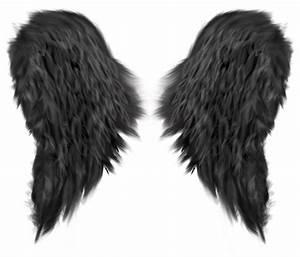 Dark Angel Wings by MidnightXMonster on DeviantArt