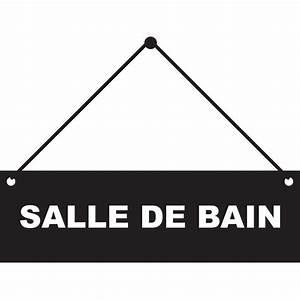 Stickers Porte Salle De Bain : stickers panneau salle de bain stickmywall ~ Dailycaller-alerts.com Idées de Décoration