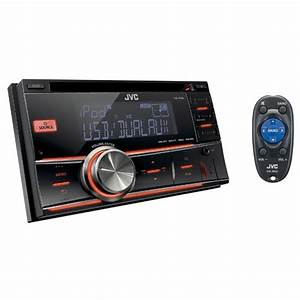 Jvc Kw-r500 2-din Cd Receiver Price