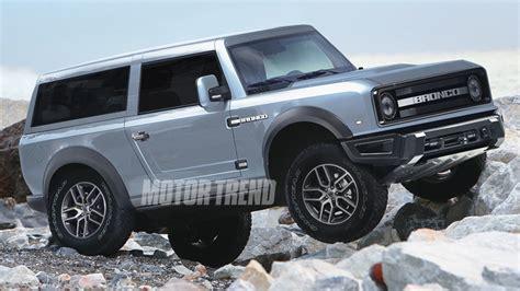 ford bronco pickup truck  development    jeep