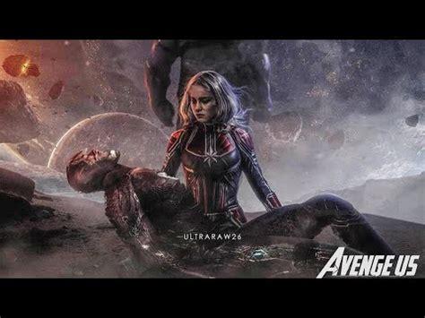 avengers   avengers  game mcu tribute trailer
