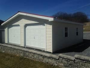 3362 prefab 24x24 modular car garage for sale 14104 4 With built garages for sale