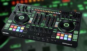 Roland DJ-808 Serato DJ Controller And Sequencer Review ...  Dj