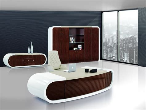 2015 glossy white luxury modern office china table