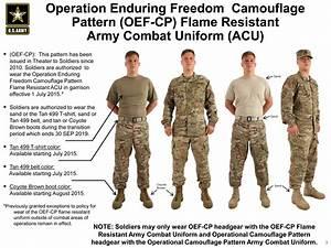 Ocp Size Chart Female Operational Camouflage Pattern Army Combat Uniforms
