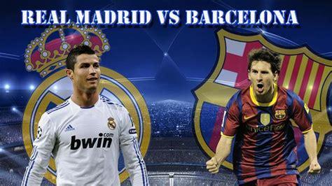 How do real madrid and barcelona shape up ahead of sunday's el clasico. Real Madrid vs Barcelona Head to Head   Footballwood