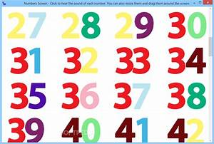 download sound of the letters and numbers 10 With pictures of numbers and letters