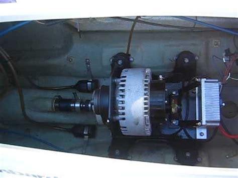 Boat Motor Jet Conversion electric jet ski conversion youtube