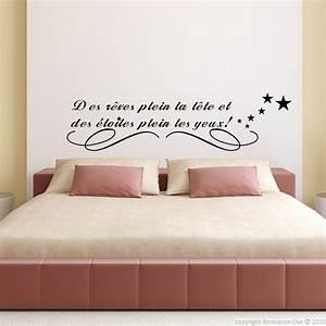 1000 images about galerie sticker quotpour bien dormir for Stickers chambre enfant avec futon fr