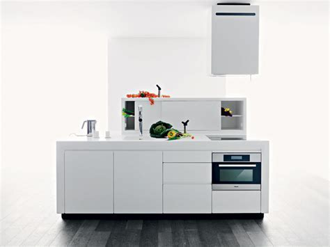 wiel arets: lacucina alessi by valcucine