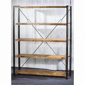 Etagere Style Industriel : meuble bibliotheque tous les fournisseurs bibliotheque etagere bibliotheque design ~ Nature-et-papiers.com Idées de Décoration