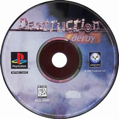 Derby Destruction Scus Launchbox Database