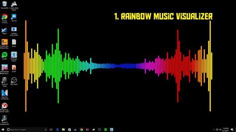 Best Wallpaper Engine Audio Visualizer Backgrounds + Links